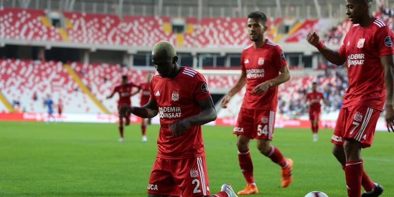 Sivasspor 2-2 Erzurumspor / Maç Sonucu