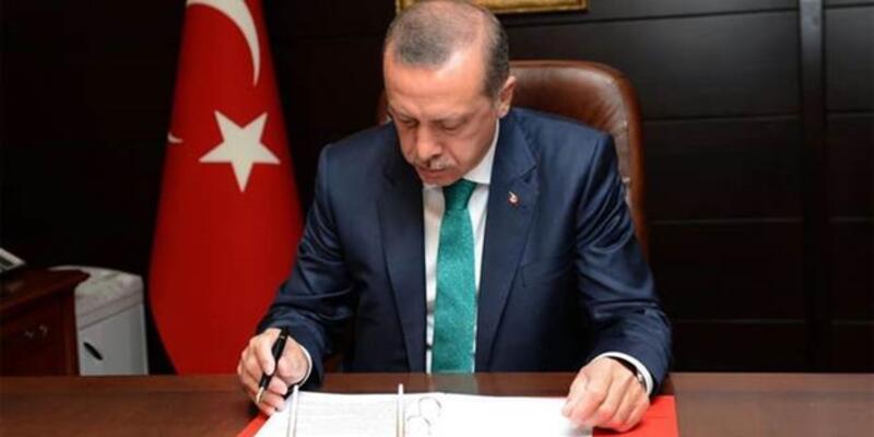 Cumhurbaşkanı Erdoğan'dan Fikret Orman'a tebrik