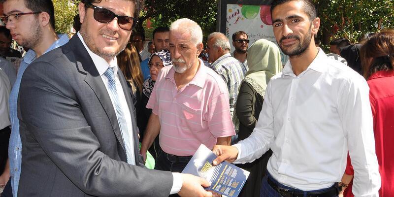 Adnan Menderes ve arkadaşları Manisa'da anıldı