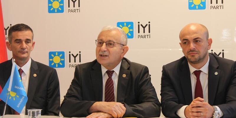 İYİ Parti'li Nuhoğlu: Mahalli seçimlerde ittifak yapılabilmesi için yasal düzenleme gerek