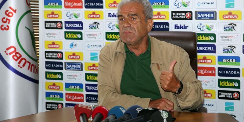 Çaykur Rizespor'da Üzülmez ile anlaşma sağlanamadı