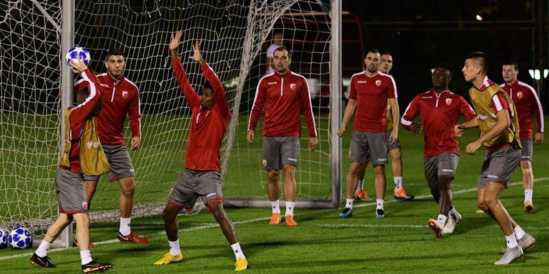 Kızılyıldız - Napoli maçı muhtemel 11'leri