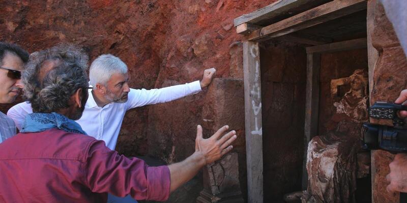 Kurul Kalesi'nde 8 yıllık kazı sona erdi, 2 bin parça tarihi eser bulundu