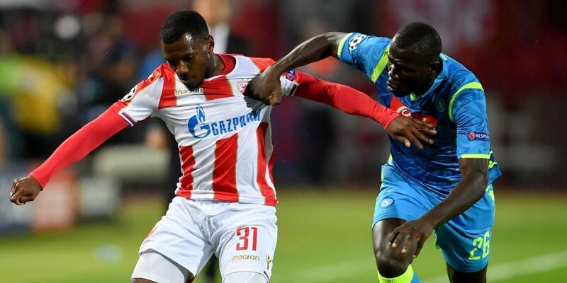 Kızılyıldız 0-0 Napoli | Kızılyıldız Napoli maç özeti