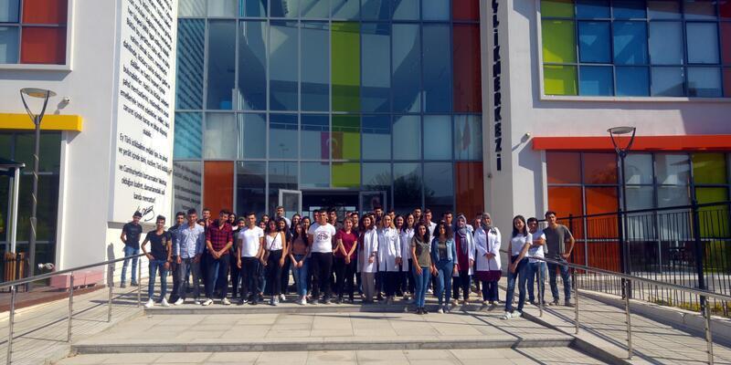 Sarıgöl MABEM'de 220 öğrenci eğitime hazır