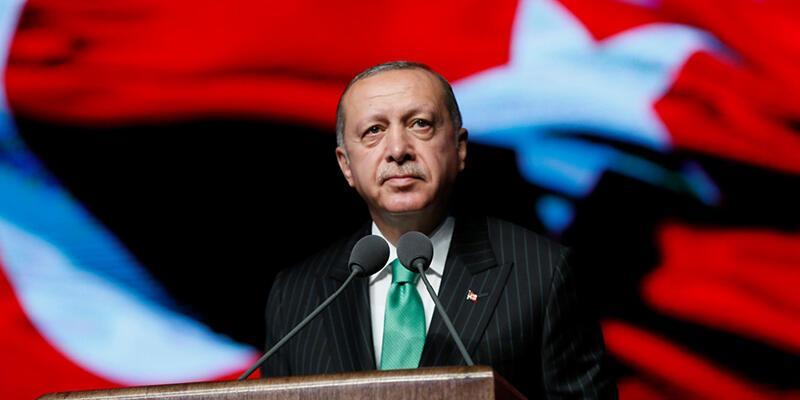 """Erdoğan'dan """"Bugün Türkiye'de iki ittifak karşı karşıyadır"""" değerlendirmesi"""