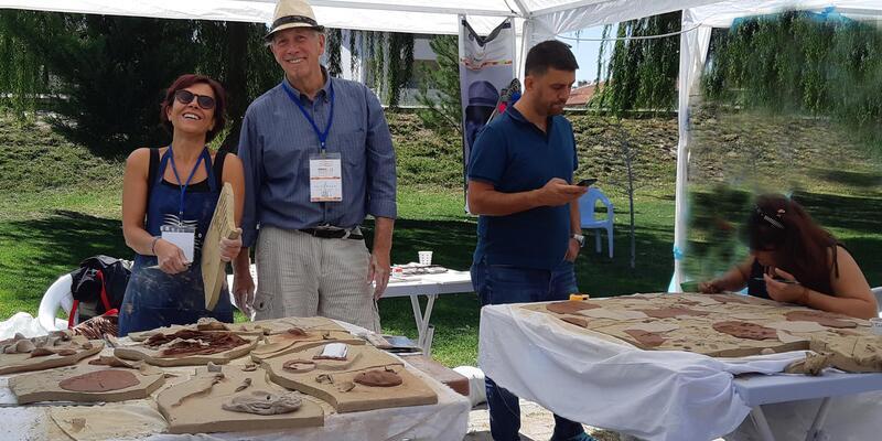 Seramik usta ve sanatçıları, Avanos'ta buluştu