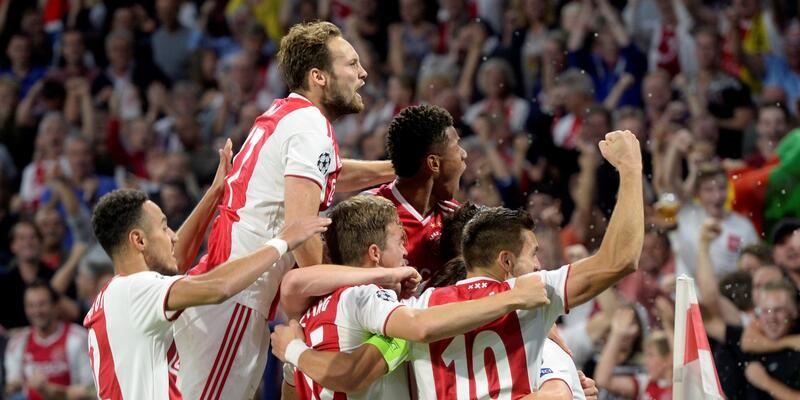 Ajax 3-0 AEK | Ajax AEK maç özeti