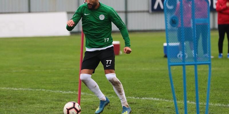 """Rizesporlu futbolcu Ovacıklı: """"Karamsarlığa kapılacak bir tablomuz yok"""""""