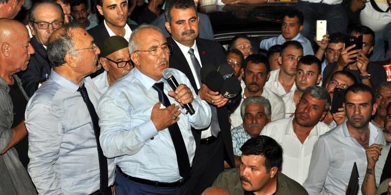 Tarsus Belediye Başkanı Kocamaz: Üstümüze oyun üstüne oyun kurdular