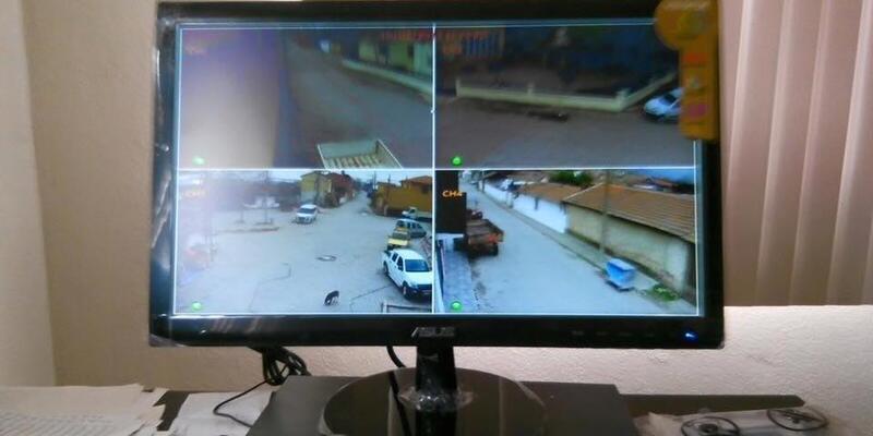 Şehzadeler'den kırsal mahallelere kamera