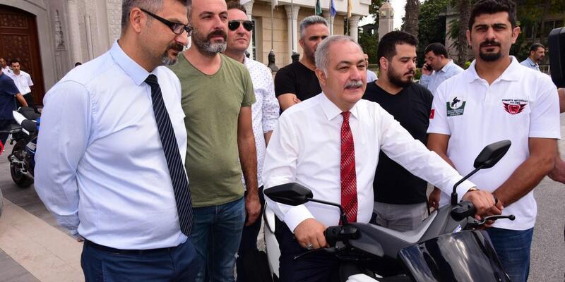 Başkan Kara'dan Motosiklet Festivali'ne davet