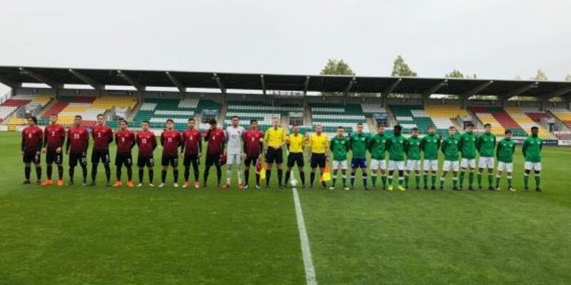 İrlanda U17 - Türkiye U17: 4-1