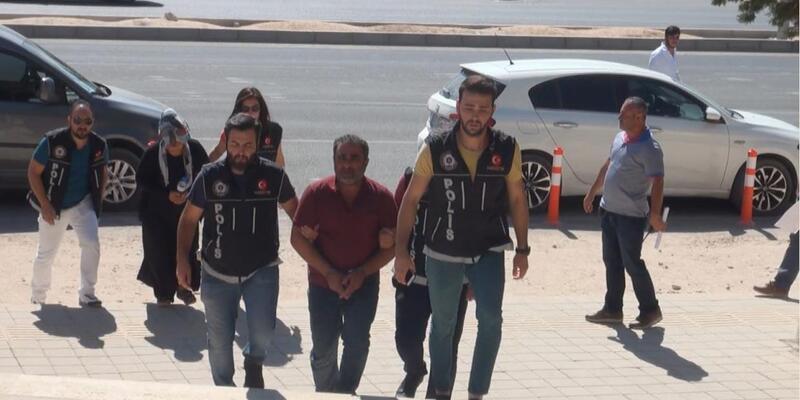 HDP ilçe başkanı ve eşine uyuşturucu gözaltısı (2)