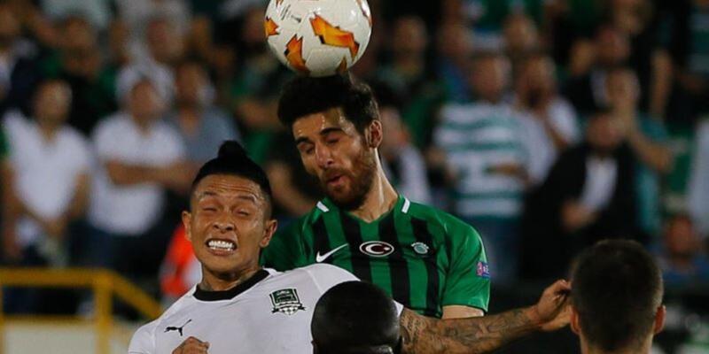 UEFA Avrupa Ligi'nde Akhisarspor'un grubunda puan durumu