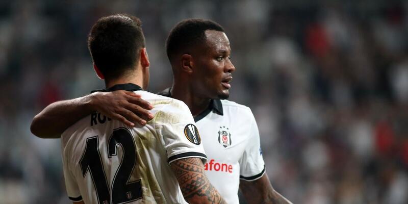 UEFA Avrupa Ligi'nde Beşiktaş'ın grubunda puan durumu