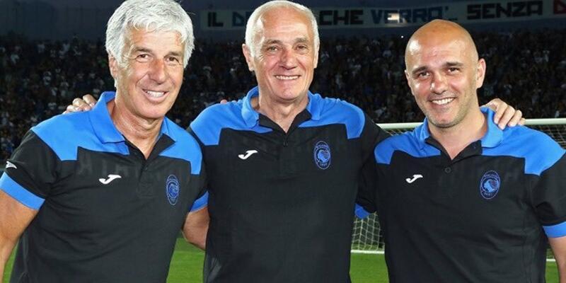Atalanta Gasperini'yle sözleşme uzattı