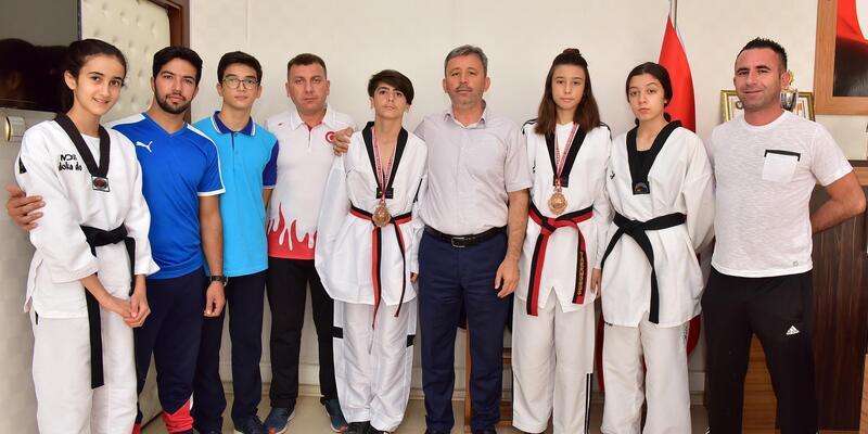 Milli takım seçmelerine Osmaniye'den 5 sporcu katılacak