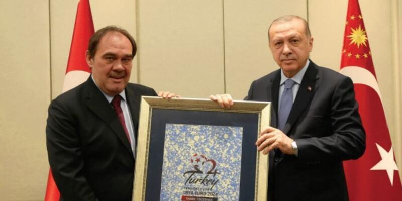 Türkiye'nin UEFA EURO 2024 adaylık dosyası açıklandı