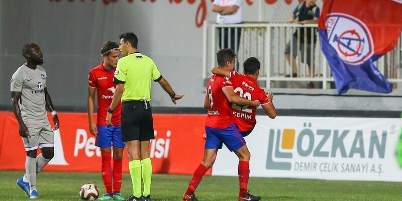 Altınordu 0-1 Adana Demirspor | Altınordu Adana Demirspor maç sonucu