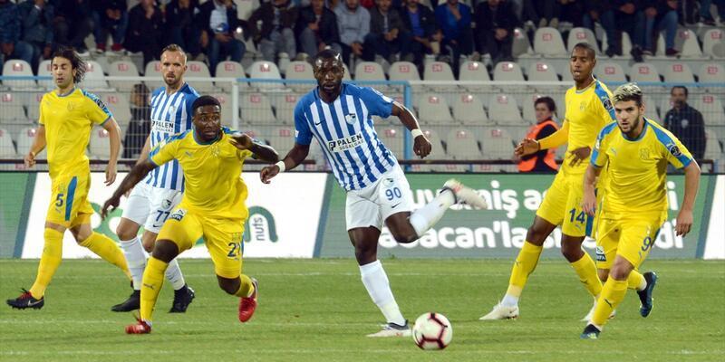 BB Erzurumspor 0-1 Ankaragücü | Erzurumspor Ankaragücü maç özeti