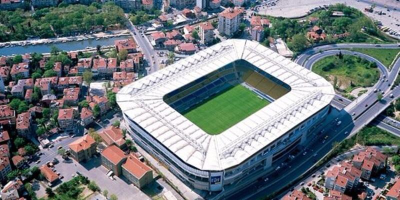 Fenerbahçe 2005'ten beri bu sahada Beşiktaş'a yenilmiyor