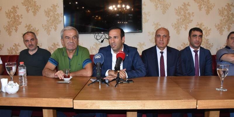 Yeni Malatyaspor ve Rizespor yöneticileri bir araya geldi