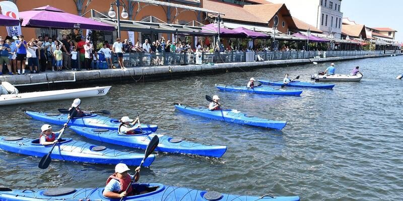 İzmir Körfez Festivali'nde yarışlar başladı