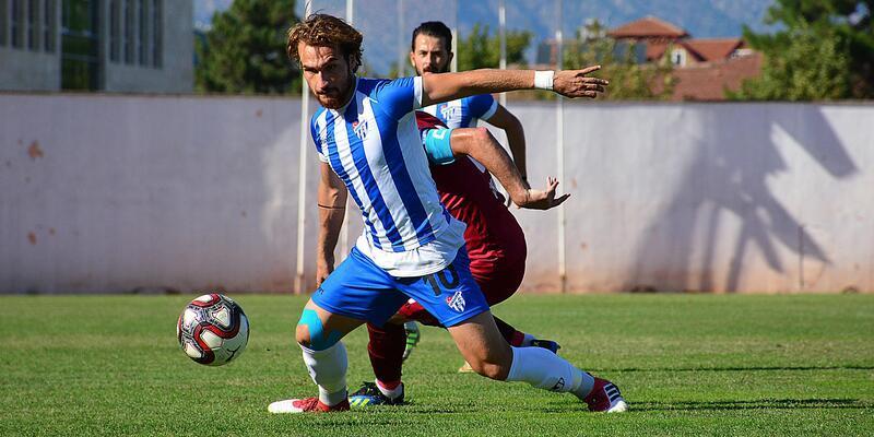 Erbaaspor- Hekimoğlu Trabzon: 1-1