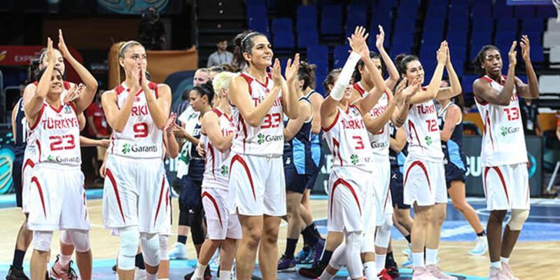 Türkiye 63-37 Arjantin / Türkiye Arjantin maç sonucu