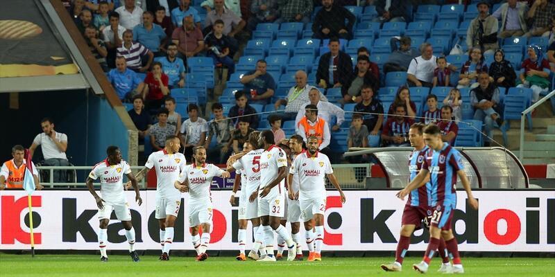 Trabzonspor 1-2 Göztepe / Trabzonspor Göztepe maç özeti