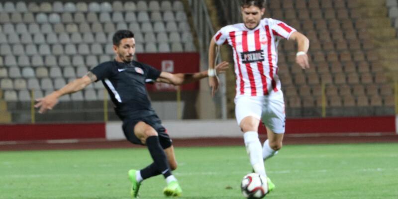 Kahramanmaraşspor - Fatih Karagümrük 0-1