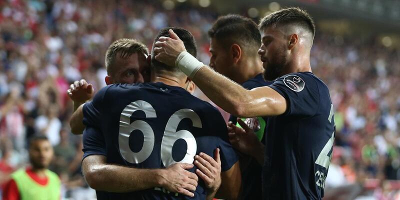 Antalyaspor 2-1 Sivasspor / Maç Sonucu