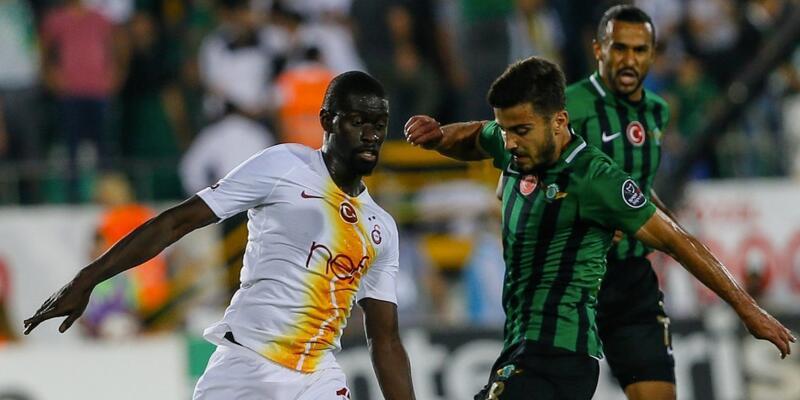 Akhisar 3-0 Galatasaray / Maç Özeti