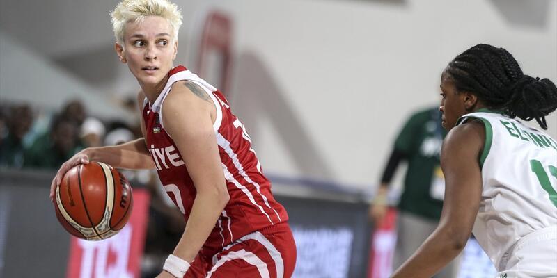 A Milli Kadın Basketbol Takımı Nijerya'ya yenildi