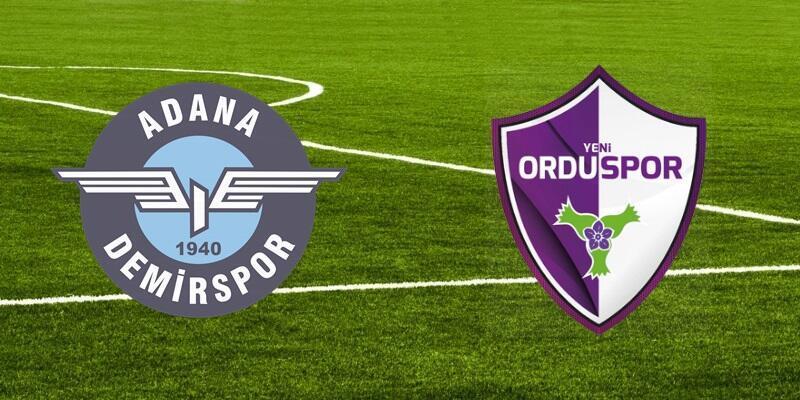 Adana Demirspor-Yeni Orduspor maçı izle | Türkiye Kupası, A Spor canlı yayın