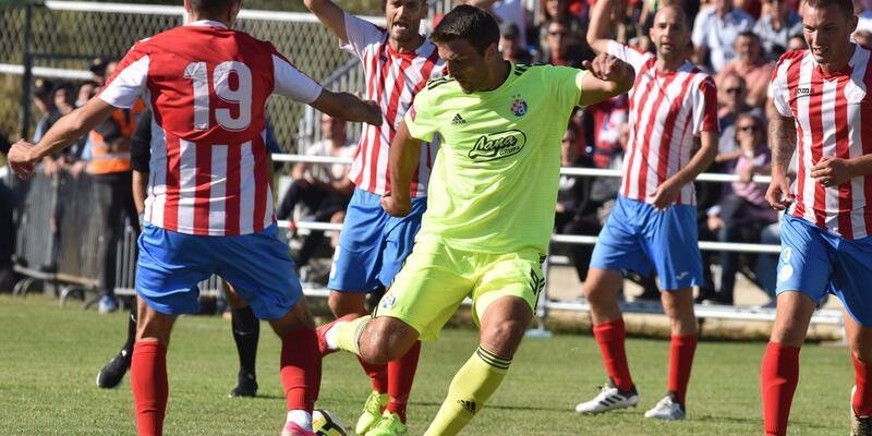 Dinamo Zagreb kupada tur atladı