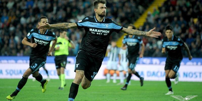 Udinese 1-2 Lazio / Maç sonucu