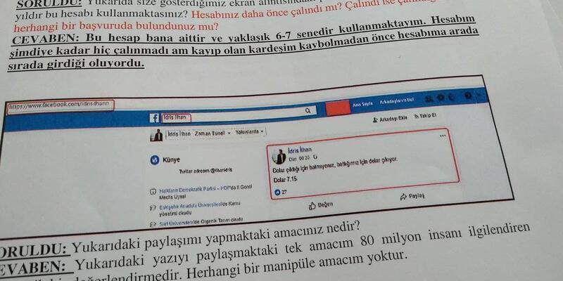 HDP'nin İl Genel Meclisi eski üyesine 2 suçtan tutuklama