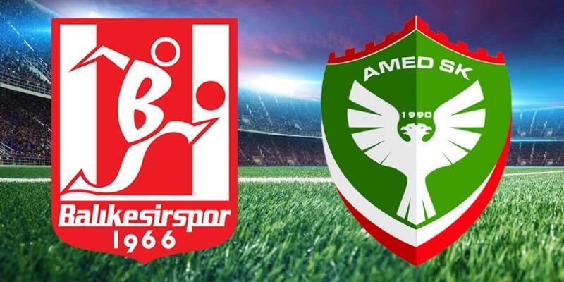 Balıkesirspor-Amed Sportif maçı izle | A Spor canlı yayın (Türkiye Kupası)