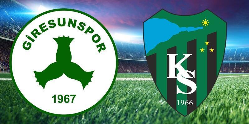 Giresunspor-Kocaelispor maçı izle | A Spor canlı yayın (Türkiye Kupası)