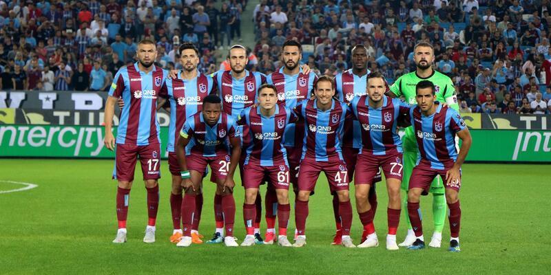Trabzonspor'da ideal 11 sorunu