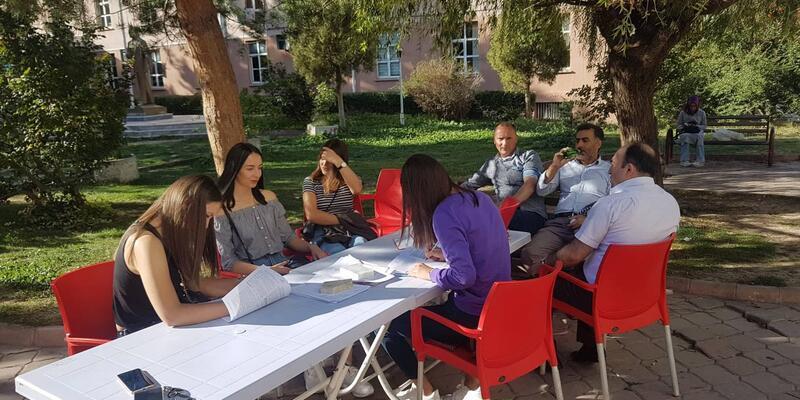 Suşehri'nde kan bağışına yoğun ilgi