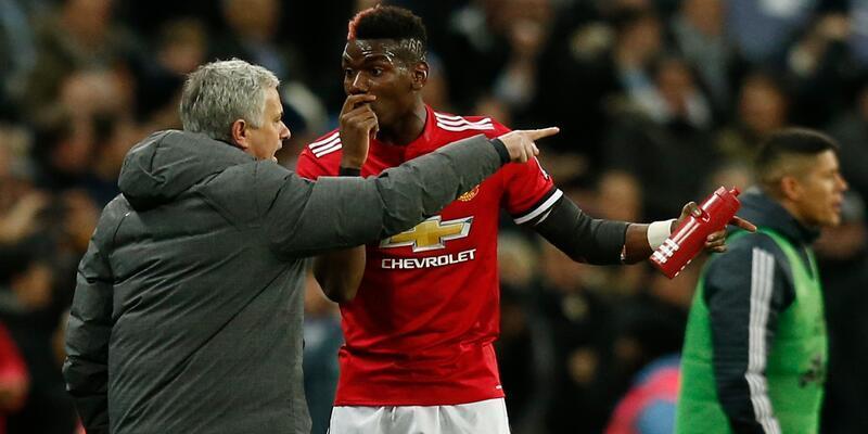 Manchester United'dan Paul Pogba'ya ceza