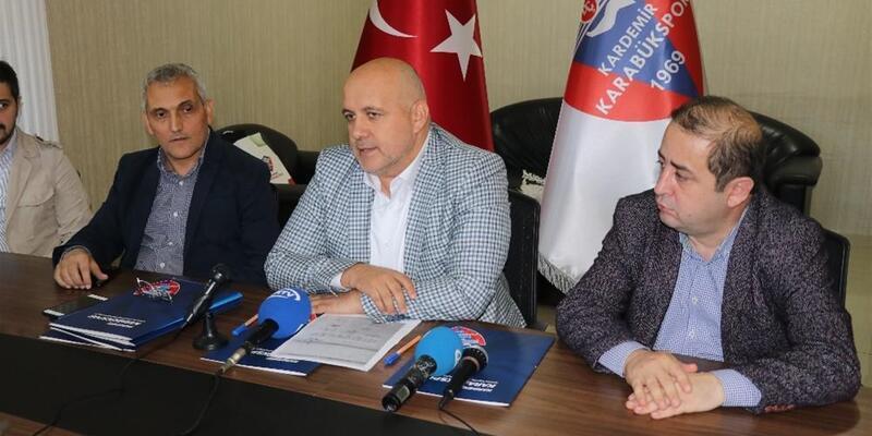 Karabükspor'da olağanüstü kongre iptal edildi