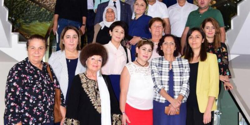 8 ülkeden 8 ana Osmaniye'de