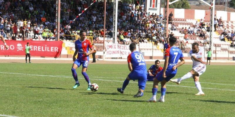 Hatayspor 1-1 Altınordu