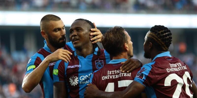 Trabzonspor 4-2 Kasımpaşa / Maç Özeti