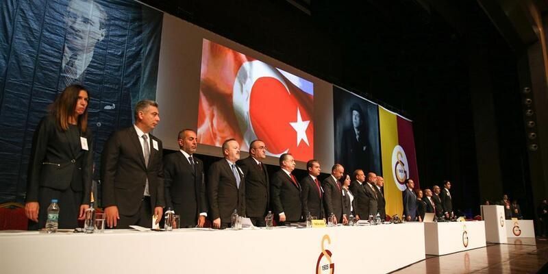 Galatasaray bütçesini revize etti