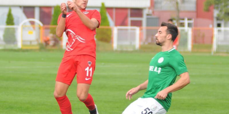 Körfezspor - Karaköprü Belediyespor: 0-4